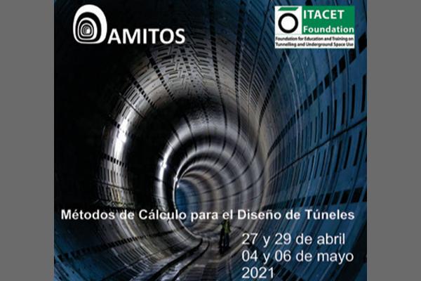 Curso de actualización profesional: Métodos de cálculo para diseño de túneles